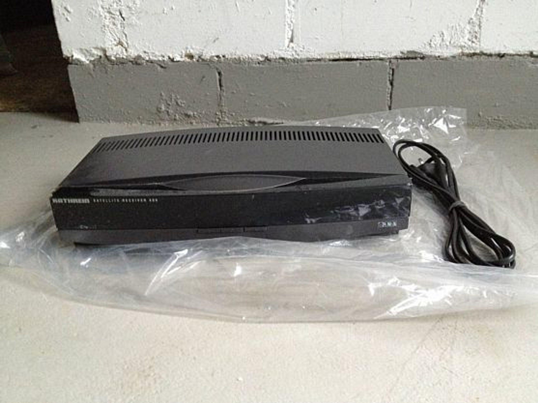 kathrein satelliten receiver ufd 400 gebraucht kaufen bei. Black Bedroom Furniture Sets. Home Design Ideas