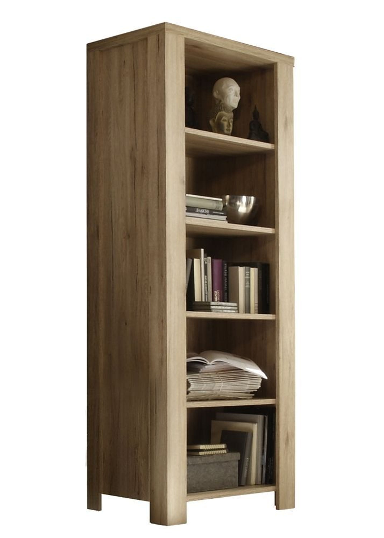 regal lupo b cherregal wohnzimmerregal eiche sanremo hell 7638 kaufen bei. Black Bedroom Furniture Sets. Home Design Ideas