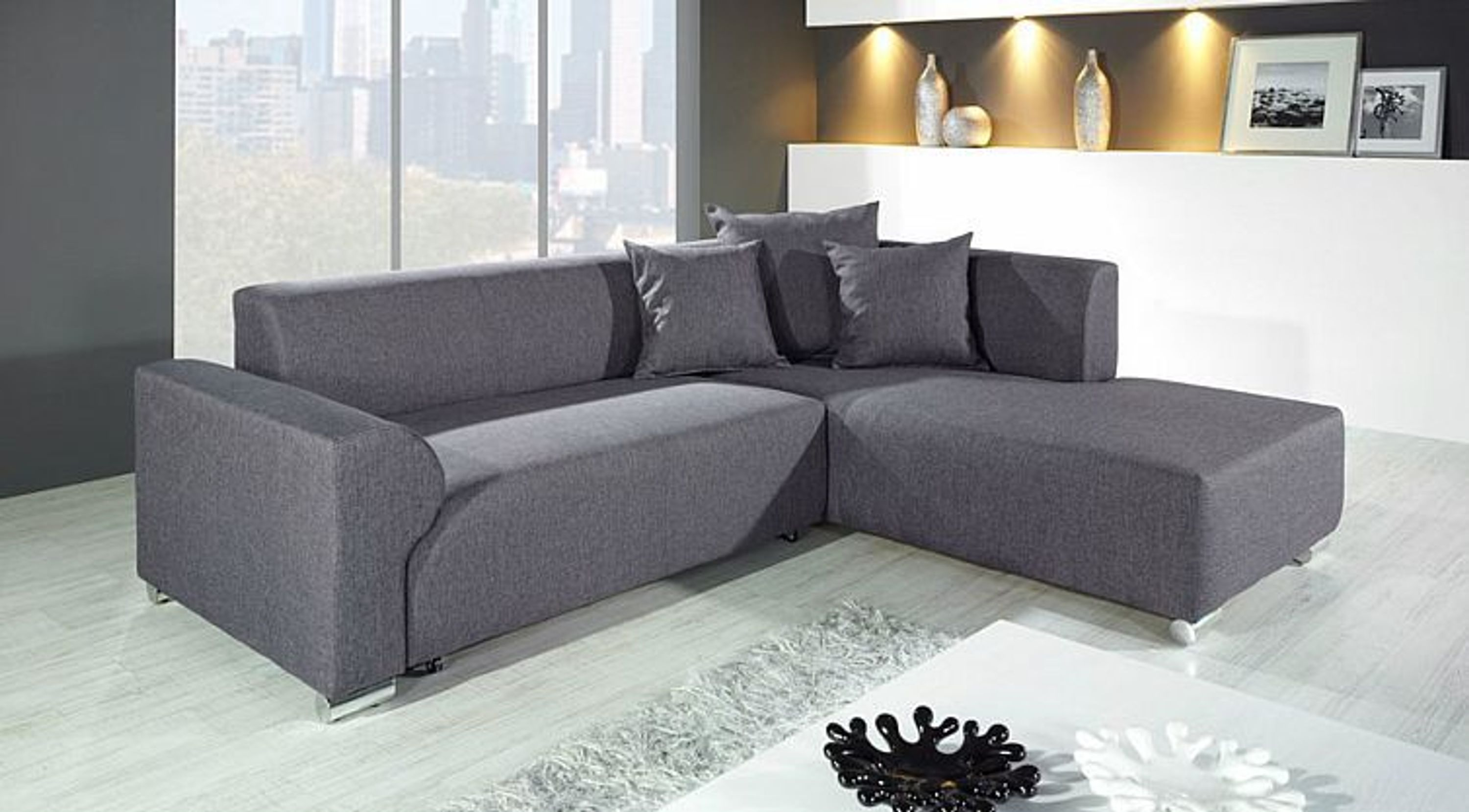 sofa couch m bel schlafsofa schlafcouch eckcouch ecksofa wohnlandschaft g nstig xxl kaufen bei. Black Bedroom Furniture Sets. Home Design Ideas