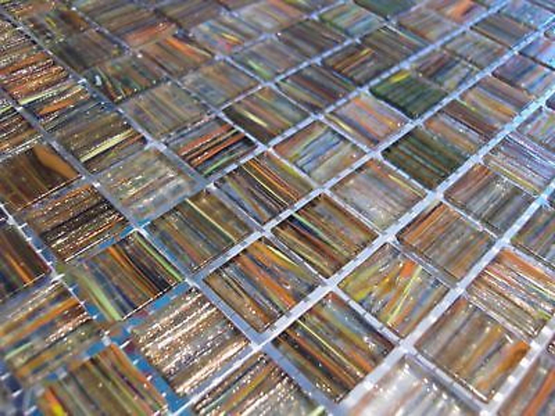 glasmosaik fliesen mosaik goldene seide murano art exclusiv sauna dusche pool kaufen bei. Black Bedroom Furniture Sets. Home Design Ideas