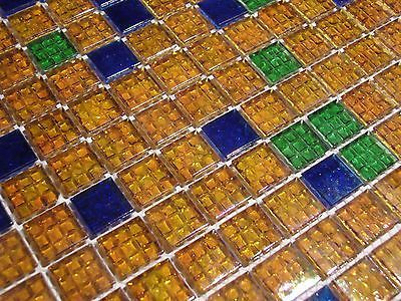 glasmosaik fliesen mosaik perlmutt rainbow 2 17 qm blau gr n bernstein farbe kaufen bei. Black Bedroom Furniture Sets. Home Design Ideas