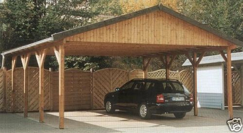 carport satteldach monza iv 700x700cm bausatz kaufen bei. Black Bedroom Furniture Sets. Home Design Ideas