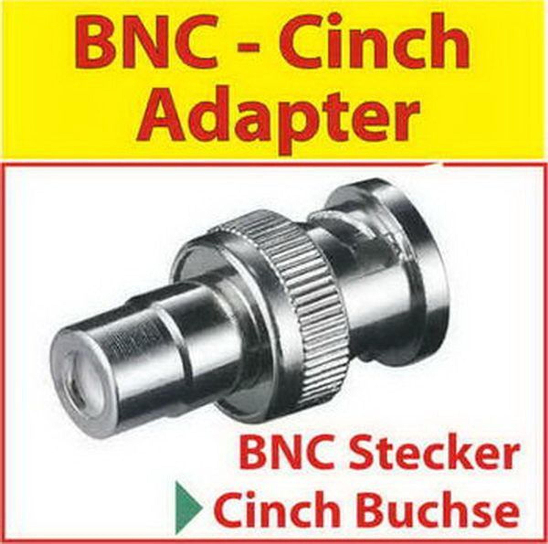 bnc cinch adapter bnc stecker auf cinch buchse kaufen bei. Black Bedroom Furniture Sets. Home Design Ideas