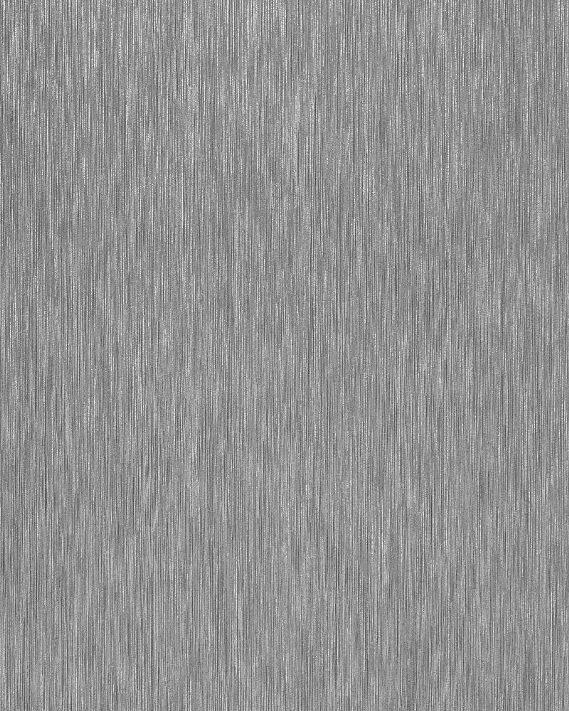 Edem 1020 10 designer tapete gestreifte struktur metallic look glanz grau silber kaufen bei - Grau weiay gestreifte tapete ...