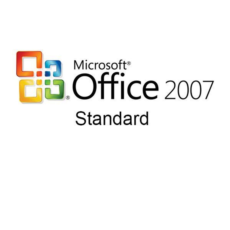 microsoft office 2007 standard mit cd kaufen bei. Black Bedroom Furniture Sets. Home Design Ideas