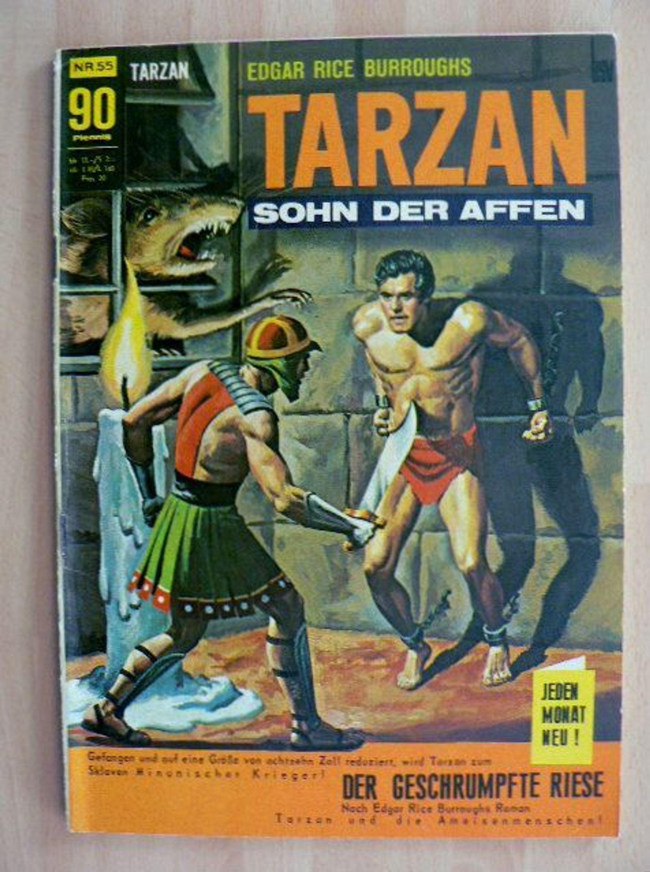 Tarzan 55 Bsv Top Gebraucht Kaufen Bei