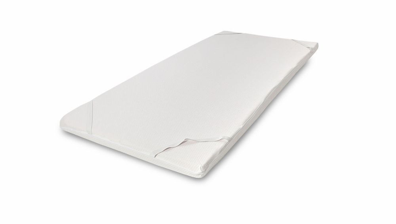 gel gelschaum matratzenauflage h he 4 cm weiche auflage f r matratzen topper g nstig kaufen bei. Black Bedroom Furniture Sets. Home Design Ideas