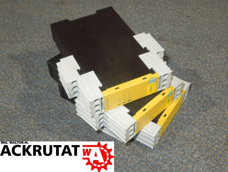 3 siemens 3tk2824 1bb40 sicherheitsschaltger t sirius sicherheitskombination e04 gebraucht. Black Bedroom Furniture Sets. Home Design Ideas