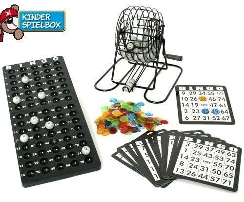 bingo spiel mit lostrommel kaufen