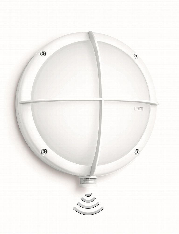 steinel au enleuchte mit bewegungsmelder 360 l330s hoflampe gartenleuchte lam kaufen bei. Black Bedroom Furniture Sets. Home Design Ideas