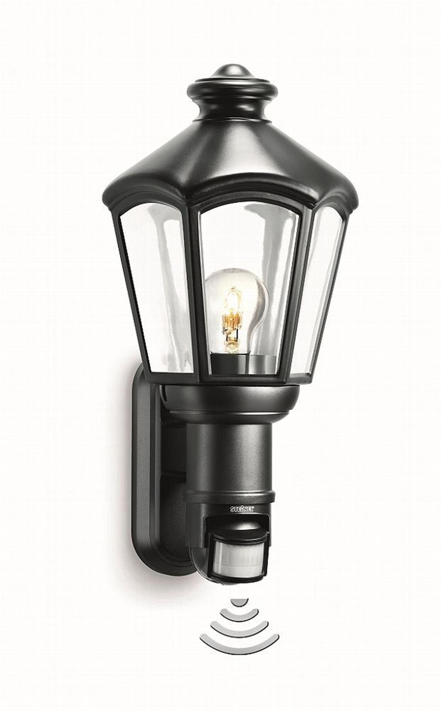 steinel leuchte mit bewegungsmelder schwenkbar sensorlampe. Black Bedroom Furniture Sets. Home Design Ideas