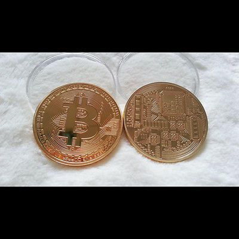 1 oz bitcoin bitcoins bit coin 999 kupfer copper und mit 999 gold verg selten kaufen bei. Black Bedroom Furniture Sets. Home Design Ideas