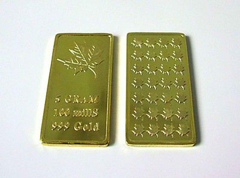999 gold goldbarren goldbar 5 gramm maple leaf design edel m 999 gold verg neu kaufen bei. Black Bedroom Furniture Sets. Home Design Ideas