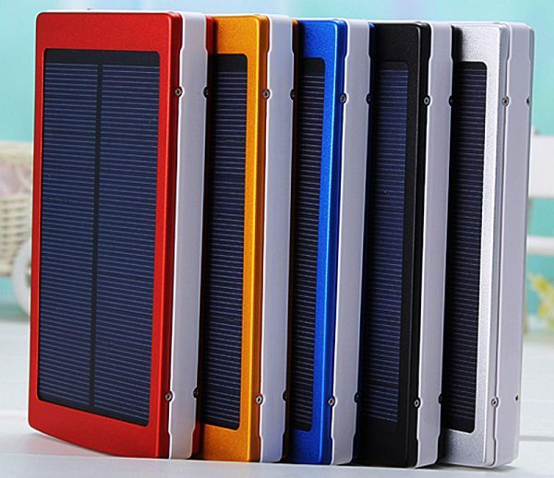 50000mah solar externer akku power bank usb ladeger t netzteil universal handy phone kaufen bei. Black Bedroom Furniture Sets. Home Design Ideas