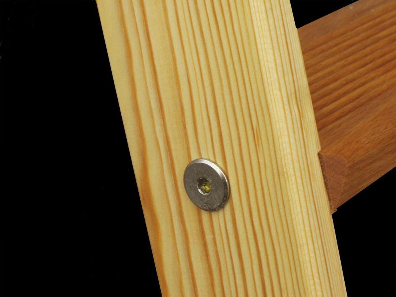 hochbett leiter regalleiter 9 stufen f r senkr h he von 2 12 m kaufen bei. Black Bedroom Furniture Sets. Home Design Ideas