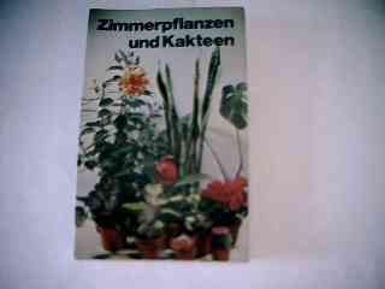 Zimmerpflanzen und kakteen m hrs karl heinz 10314 kaufen for Zimmerpflanzen versand
