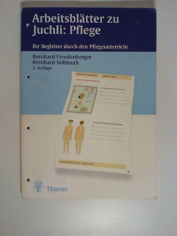Arbeitsblätter Zu Juchli Pflege : Arbeitsblätter zu juchli pflege ihr begleiter durch den