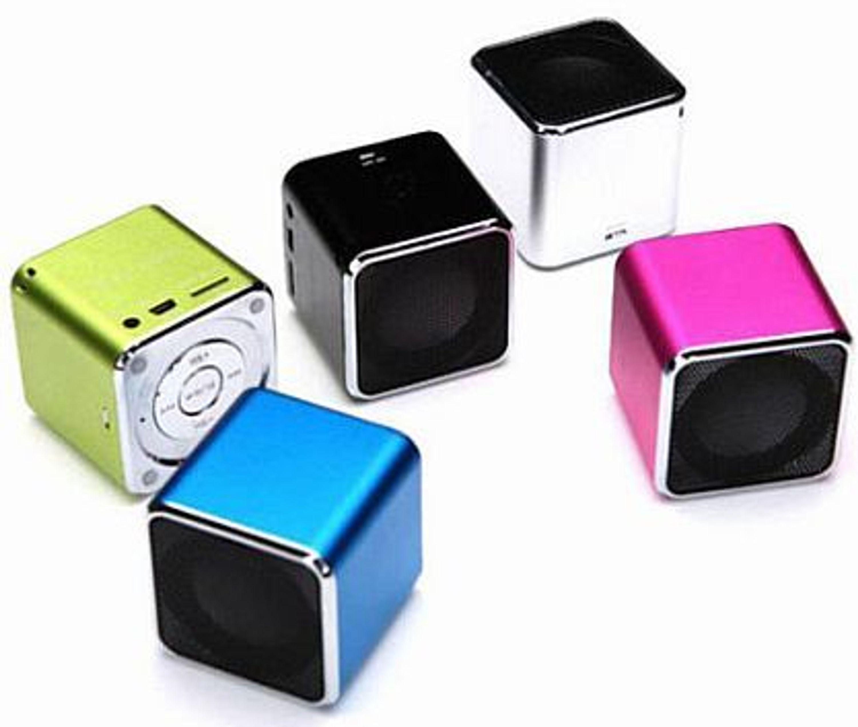 mini lautsprecher sound box akku musik spieler mp3 player usb stick microsd speaker kaufen bei. Black Bedroom Furniture Sets. Home Design Ideas