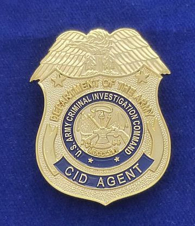 us army cid badge dienstmarke us police badge. Black Bedroom Furniture Sets. Home Design Ideas