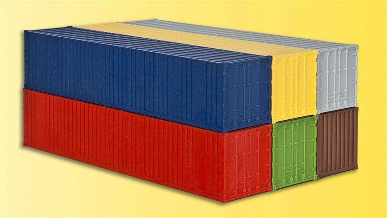h0 40 fu container modellwelten bausatz 1 87 kibri 10922 kaufen bei. Black Bedroom Furniture Sets. Home Design Ideas