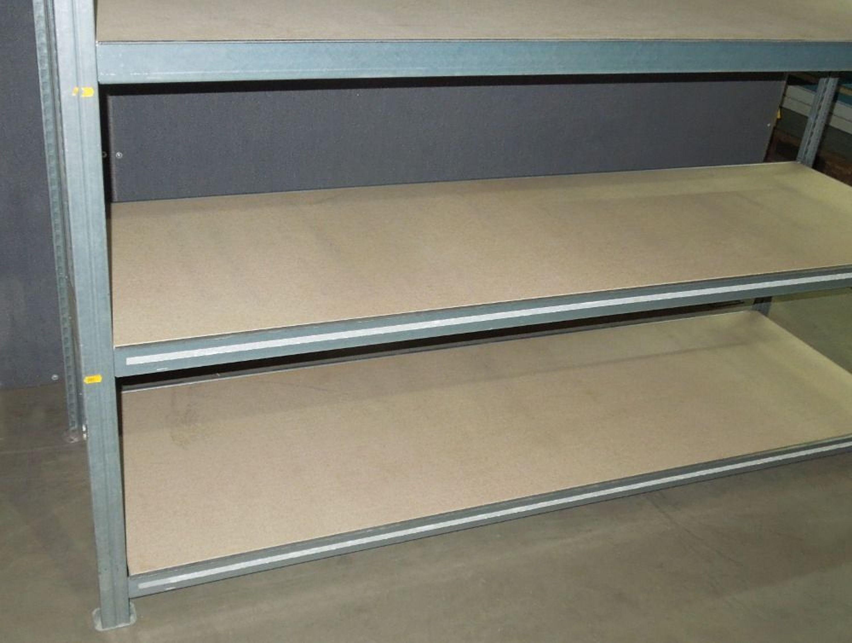 weitspannregal bito lager regal b12249 t645 h2000 werkstatt gro fachregal gebraucht kaufen bei. Black Bedroom Furniture Sets. Home Design Ideas