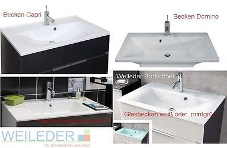 fackelmann bad kara bianco waschtisch 5 varianten gussmarmor keramik glasbecken kaufen bei. Black Bedroom Furniture Sets. Home Design Ideas