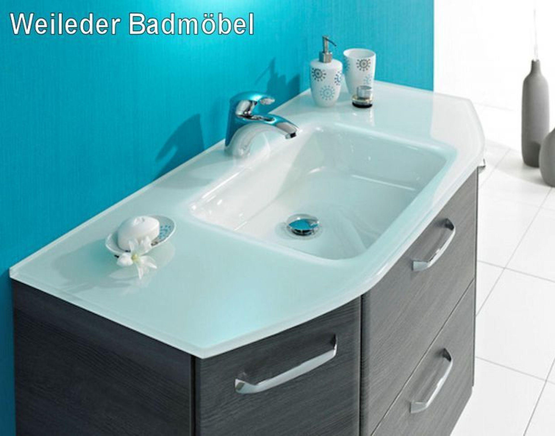 pelipal selva waschtisch 110 cm w hlbar mineralmarmor glasbecken spiegelschrank kaufen bei. Black Bedroom Furniture Sets. Home Design Ideas