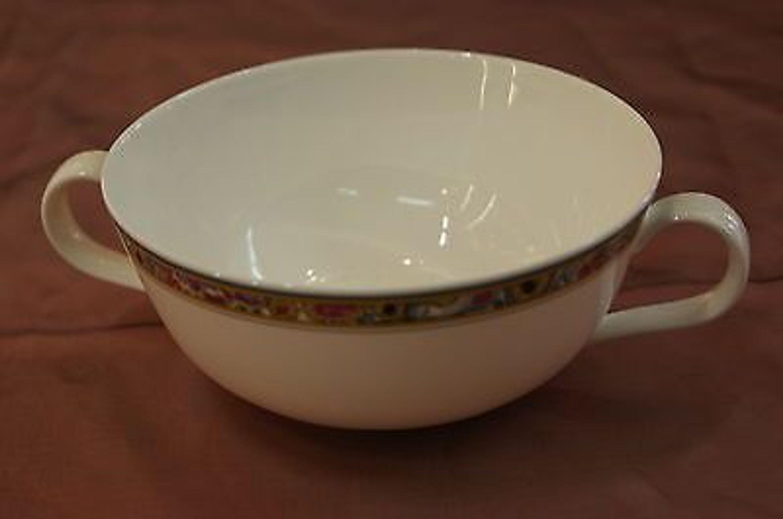 1 x hutschenreuther concorde bone china suppentasse 11 5cm durchmesser neu kaufen bei. Black Bedroom Furniture Sets. Home Design Ideas