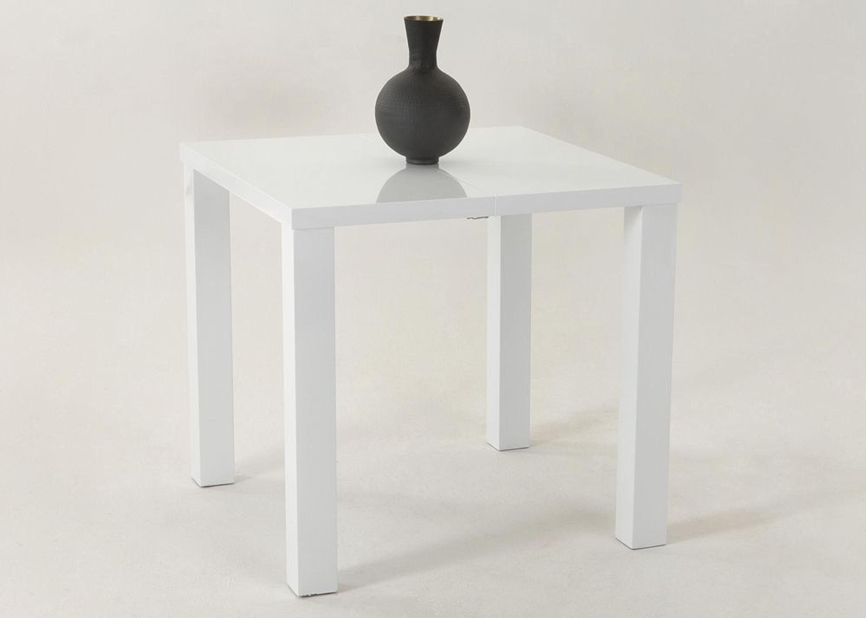 esstisch k chentisch joline v hochglanz wei lackiert. Black Bedroom Furniture Sets. Home Design Ideas