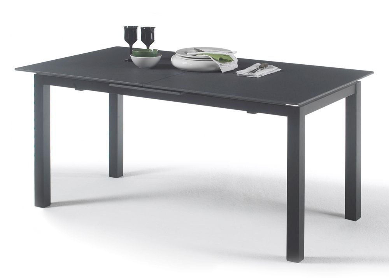 esstisch ausziehbar braxton esszimmertisch glasplatte steinoptik 9135 kaufen bei. Black Bedroom Furniture Sets. Home Design Ideas