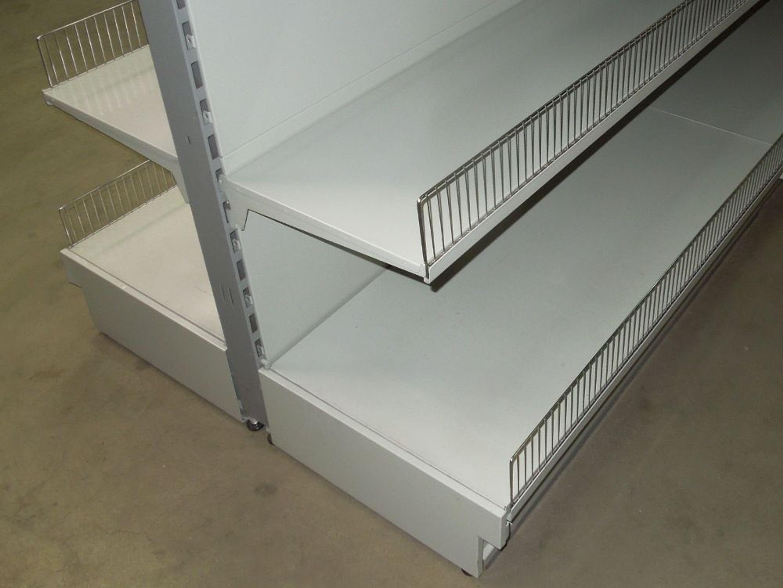 verkaufsregal lager ladenregal ladeneinrichtung l3780 fachbodenregal regal gebraucht kaufen bei. Black Bedroom Furniture Sets. Home Design Ideas
