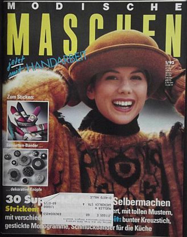 Modische Maschen №1 1993