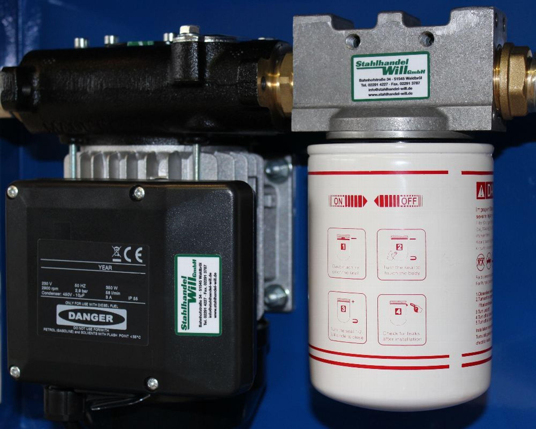 filteranlage tankstelle vom hersteller dieselpumpe l filter heiz ltank ltank kaufen bei. Black Bedroom Furniture Sets. Home Design Ideas