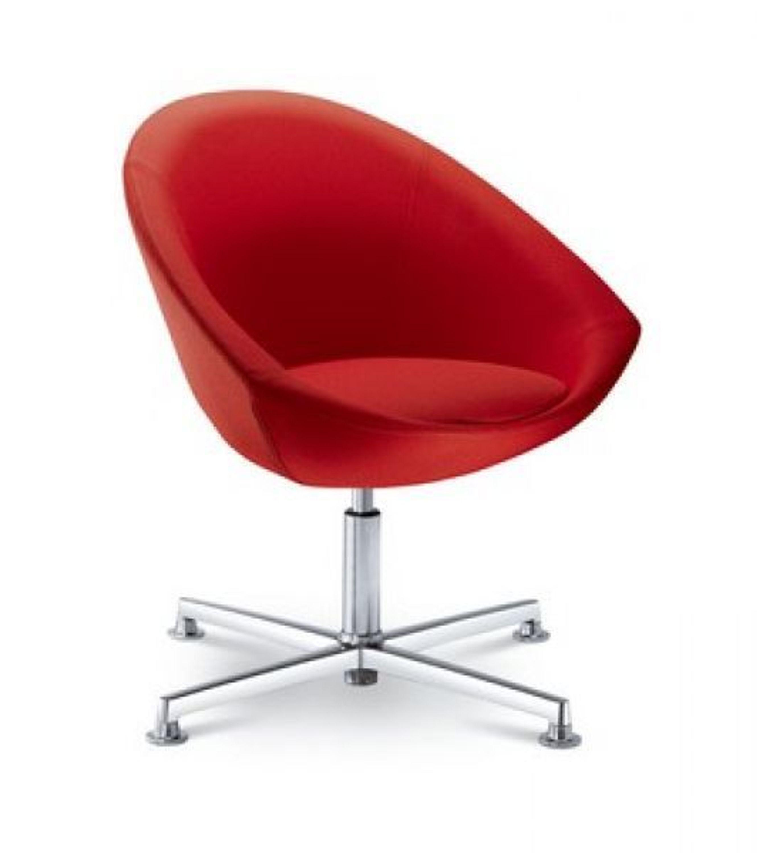 ld seating mango f30 designer lounge sessel vollgepolstert drehsessel rund kaufen bei. Black Bedroom Furniture Sets. Home Design Ideas