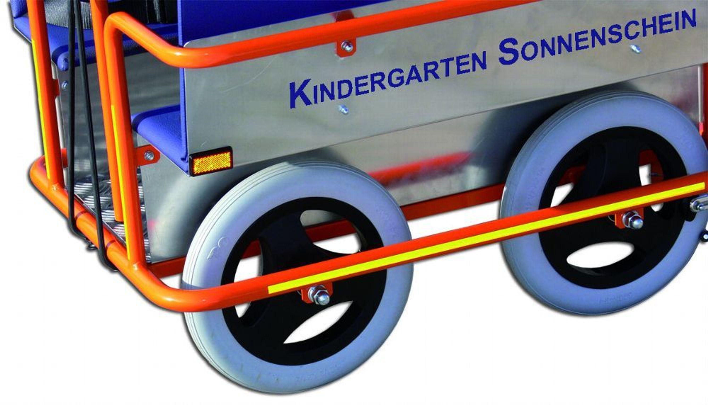 krippenwagen klassik kinderwagen 6 sitzer orange f r. Black Bedroom Furniture Sets. Home Design Ideas
