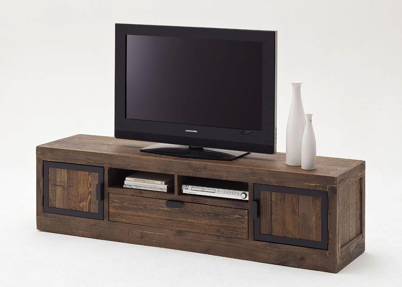 lowboard landhausstil finca landhausm bel massiv holz. Black Bedroom Furniture Sets. Home Design Ideas