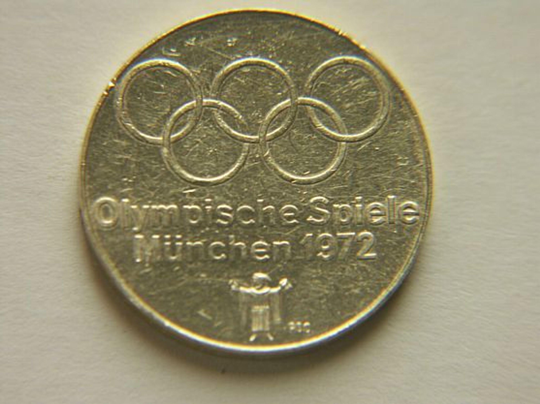 olympische spiele m nchen 1972 medaille gold 900 bogenschie en kaufen bei. Black Bedroom Furniture Sets. Home Design Ideas