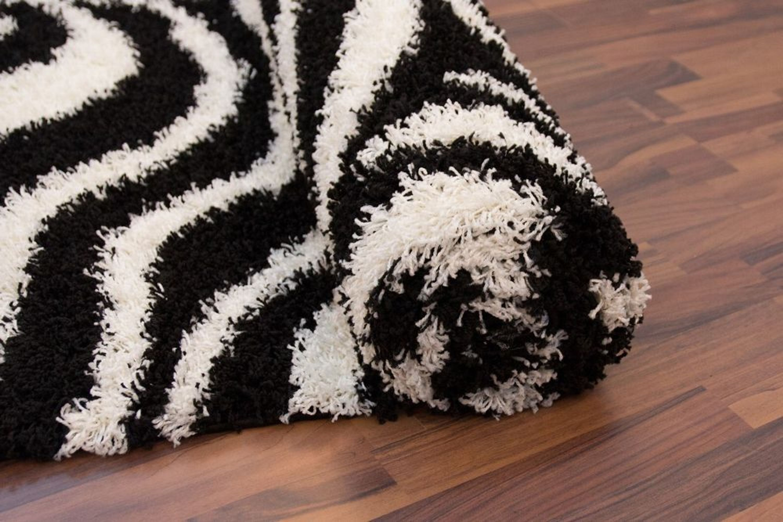 germany hamburg schwarz wei teppich teppiche modern design zebra kaufen bei. Black Bedroom Furniture Sets. Home Design Ideas
