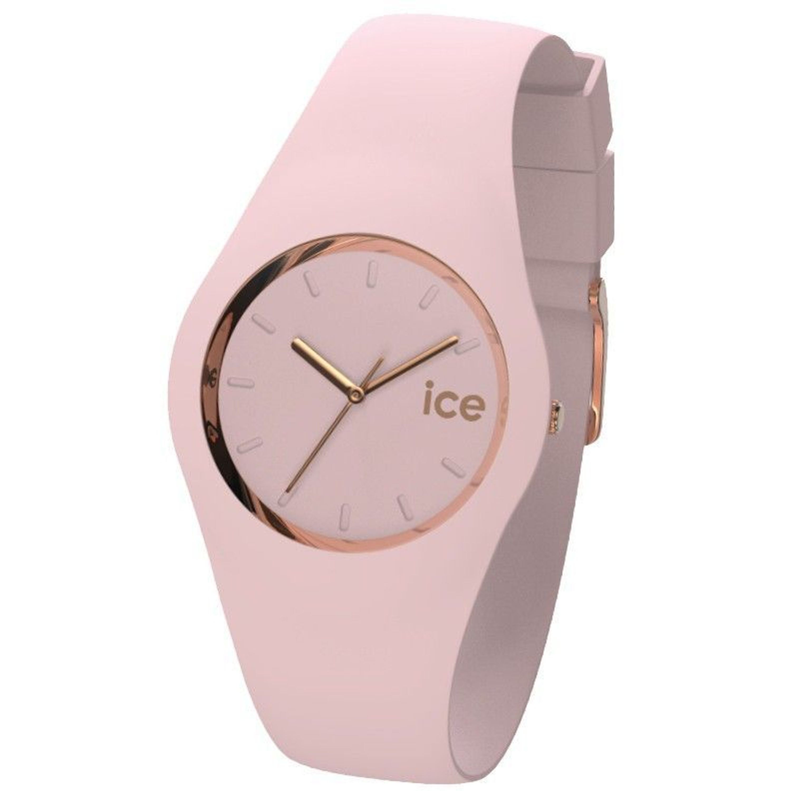 ice watch ice gl pl s ice glam pastel pink lady. Black Bedroom Furniture Sets. Home Design Ideas