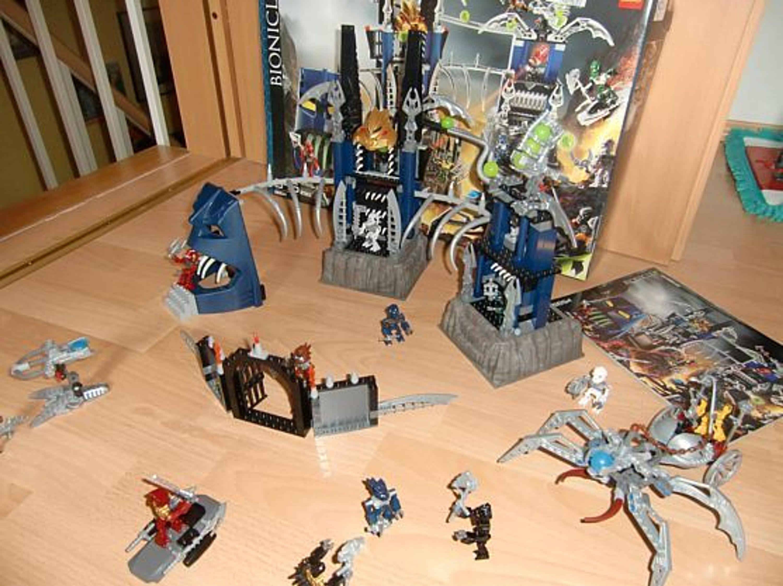 Lego Bionicle Piraka Festung 8894 Kaufen Bei Hoodde