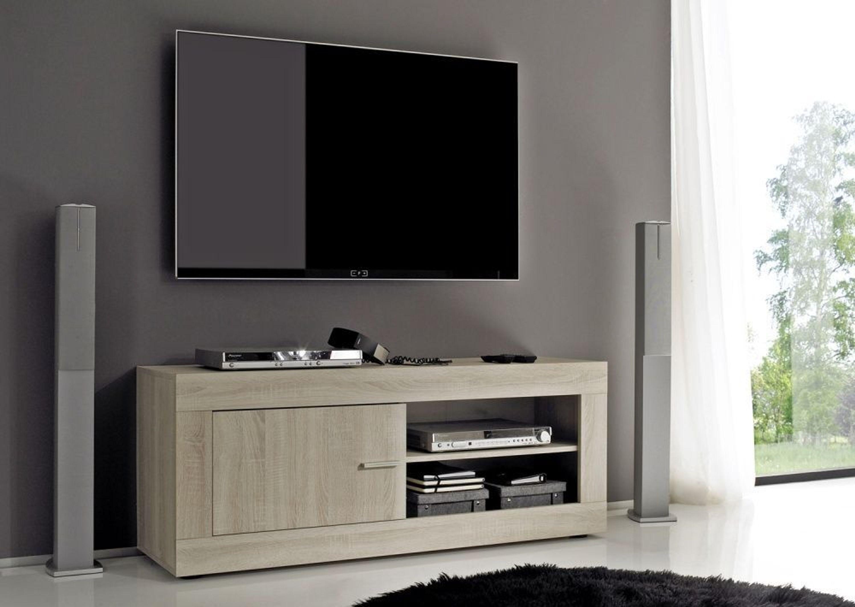 tv unterteil rustic sonoma eiche melamin kaufen bei. Black Bedroom Furniture Sets. Home Design Ideas