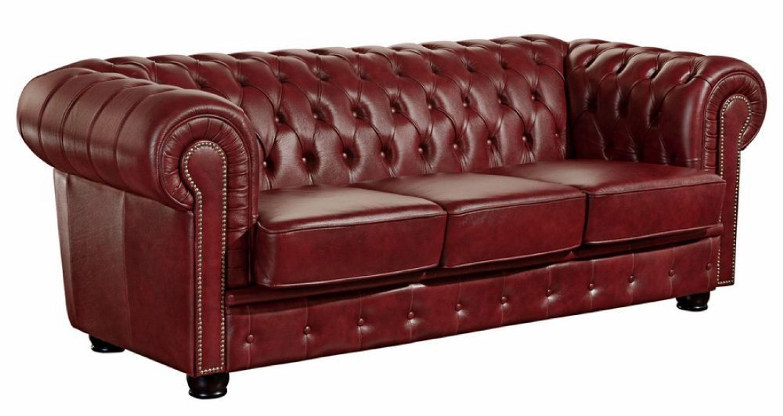 sofa 3 sitz norwin wischleder verschiedene farben kaufen bei. Black Bedroom Furniture Sets. Home Design Ideas