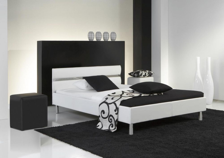 polsterbett easy weiss 180x200 cm kaufen bei. Black Bedroom Furniture Sets. Home Design Ideas
