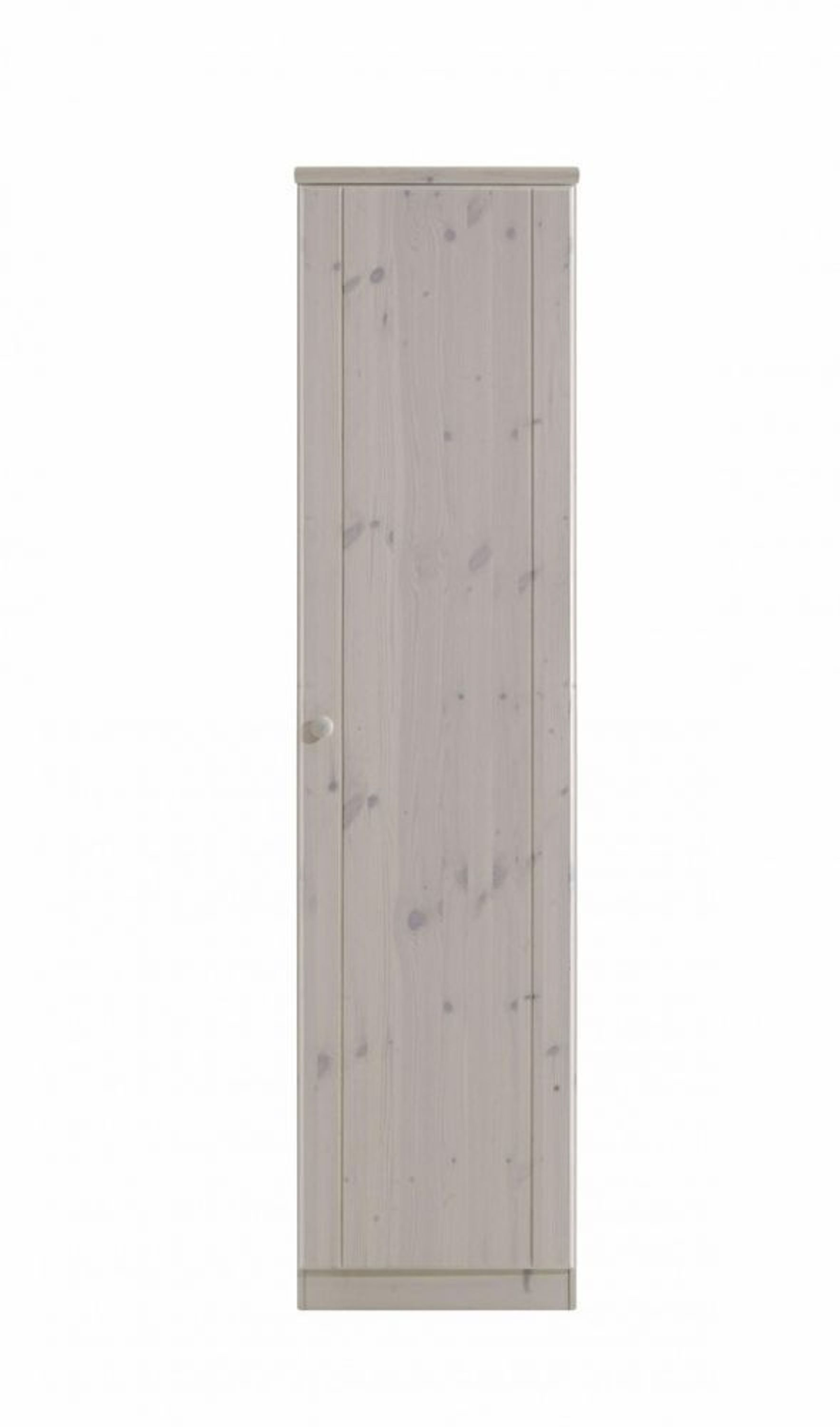 kleiderschrank tamas 1 t rig in white wash kaufen bei. Black Bedroom Furniture Sets. Home Design Ideas