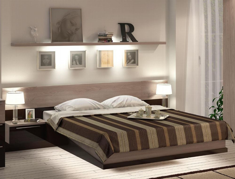 stauraumbett twin 160x200 cm in sonoma bronze glanz kaufen. Black Bedroom Furniture Sets. Home Design Ideas