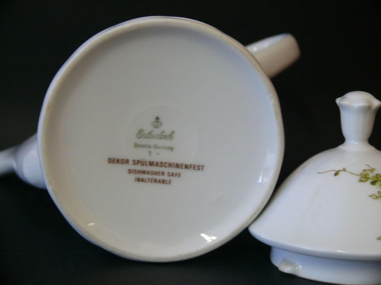 ausgefallene antik kaffeekanne teekanne eschenbach bavaria germany porzellan kaufen bei. Black Bedroom Furniture Sets. Home Design Ideas