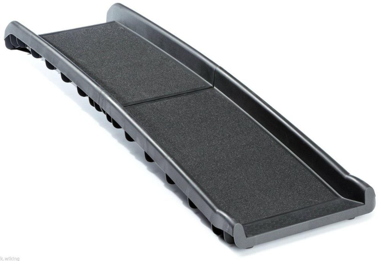 emcke hunderampe einstiegshilfe f r hunde zum auto ca 40 156 cm autorampe kaufen bei. Black Bedroom Furniture Sets. Home Design Ideas