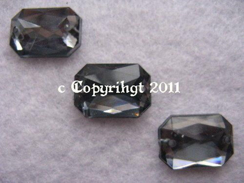 glitzersteine zum aufn hen aufn hsteine achteck ca 14 x 10 mm black diamond kaufen bei. Black Bedroom Furniture Sets. Home Design Ideas