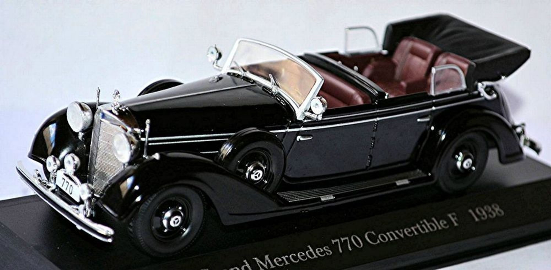Mercedes Benz  W  Polizei Ixo