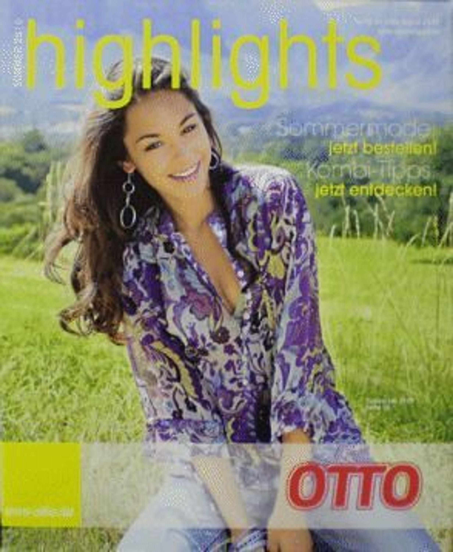 Highlights sommermode otto versand mode katalog sommer for Otto versand katalog gardinen